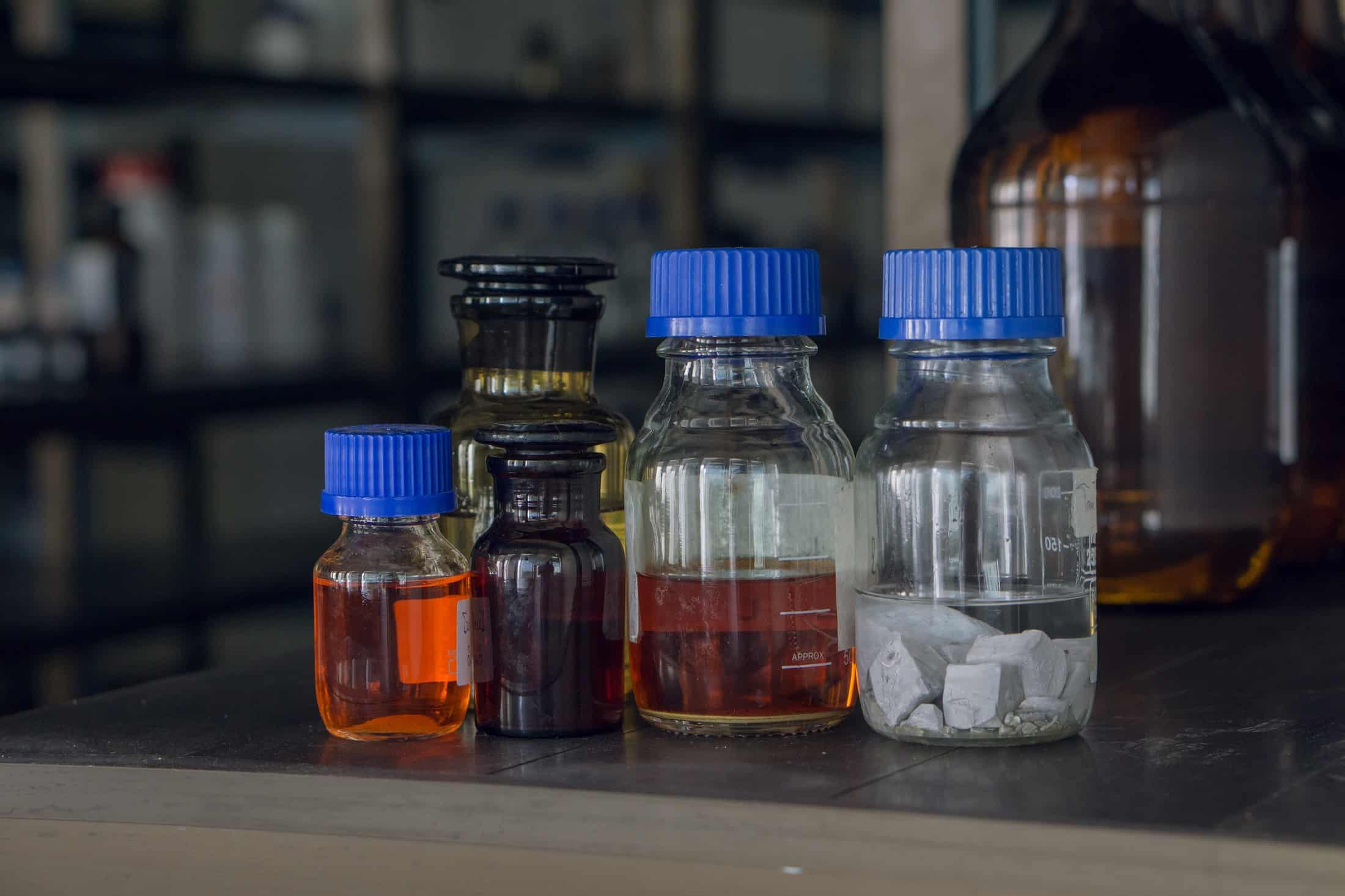 How to Store and Handle Chemicals in Laboratories: A Complete Guide - Part Two