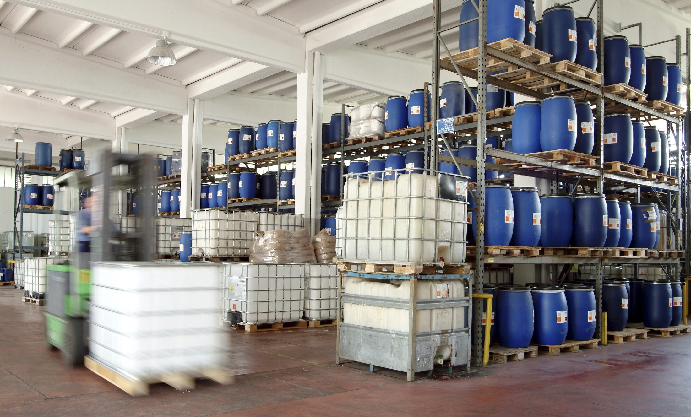 Using prohibited and restricted hazardous chemicals at your workplace